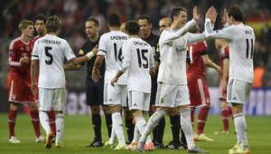 ريال مدريد يتجاوز بايرن ميونخ برباعية ويتأهل لنهائي أبطال أوروبا