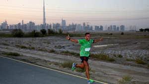 سباق ينطلق من 35 موقعاً حول العالم بالوقت ذاته