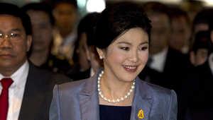مصادر لـCNN: رئيسة وزراء تايلند حُررت ولم تعد بالحجز