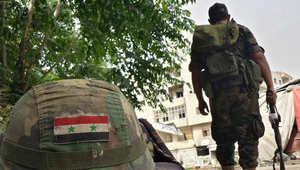 """تدمر بيد داعش بالكامل والجيش السوري يزعم الانسحاب بعد """"إجلاء السكان"""" من المدينة"""