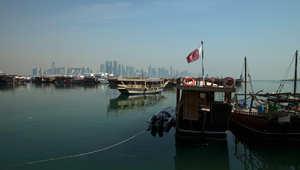 صورة لعاصمة قطر الدوحة