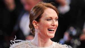جوليان مور تفوز بجائزة أفضل ممثلة بمهرجان كان السينمائي