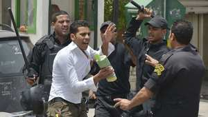 """مصر الآن.. مقتل مؤيد للإخوان برصاصة بالرأس ومسيرات رافضة """"للانقلاب"""" بمناطق بالبلاد"""