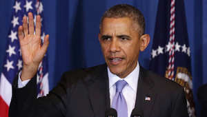 باراك أوباما بزيارة مفاجأة لقاعدة أمريكية بأفغانستان لـ4 ساعات