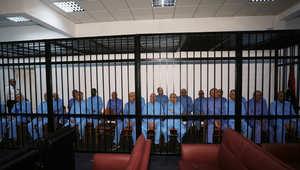 ليبيا: تأجيل محاكمة رموز نظام القذافي إلى الـ2 من نوفمبر