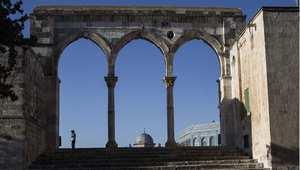 بوابة المسجد الأقصى
