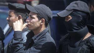 مصر: مقتل 4 من عناصر الشرطة بهجوم برفح