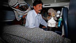 """والد المرأة الحامل الباكستانية """"المرجومة"""" لا يشعر بالأسف والأمم المتحدة تستنكر الحادثة"""