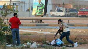 ليبيا: المنطقة الشرقية بالكامل تغرق بالظلام نتيجة الاشتباكات ببنغازي