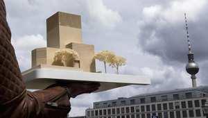 مسجد وكنيسة وكنيس تحت سقف واحد
