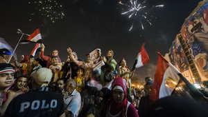 تحرش جنسي في ميدان التحرير في مصر خلال تنصيب السيسس