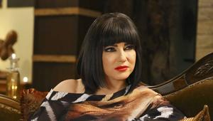 """الممثلة صفاء سلطان هي إحدى بطلات مسلسل """"دومينو"""""""
