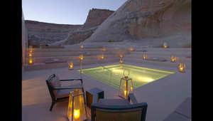 Amangiri in Canyon Point