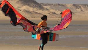 مدينة مغربية تستقبل محبي الأمواج من كافة أنحاء العالم