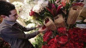 عيد الحب في سوريا