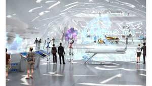 """شاهد.. دبي تحتضن المواهب التكنولوجية في مشروع """"متحف المستقبل"""""""