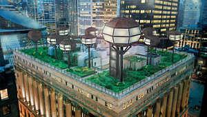 تصاميم خيالية لمنازل المستقبل.. أفضلها سعودي
