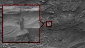 لقطات غريبة من المريخ.. دلالات للحياة أم هل فقد مستخدمو الإنترنت عقولهم؟ أنت الحكم