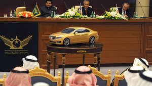 هل هذه أول سيارة سعودية الصنع؟