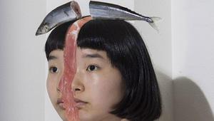 هذه الفنانة اليابانية