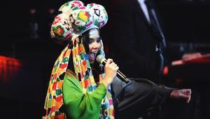 المغنية بيورك فولنيكورا