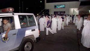 دورية للشرطة السعودية في الرياض