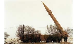شخص يشترى منصة إطلاق لصواريخ سكود بمزاد علني بأمريكا