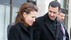 بالصور.. أسماء الأسد قبل الثورة السورية