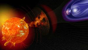 مركز الفلك الدولي يرد على أنباء غرق الكرة الأرضية في 3 أيام من الظلام بسبب عاصفة شمسية