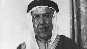 الشيخ عبدالله السالم الصباح، حاكم الكويت  من 1950 إلى 1965 في بداية عهد الاستقلال