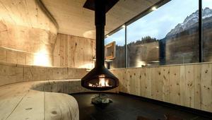 حمام بخار ومشاهد طبيعية خلّابة.. في أفضل غرف