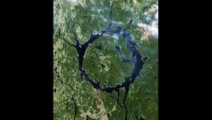 نظرة لأغرب البحيرات حول العالم