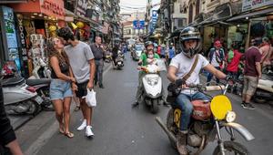 ماذا تفعل دراجات مينسك النارية السوفييتية في هانوي الفيتنامية؟