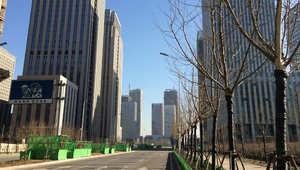 """بالصور.. داخل """"مدينة الأشباح"""" الصينية"""