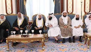 عدة مشايخ من أكثر من بلد شاركوا في حفل الافطار