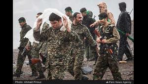 """الحرس الثوري الإيراني يبدأ مناورات """"إلى بيت المقدس"""""""