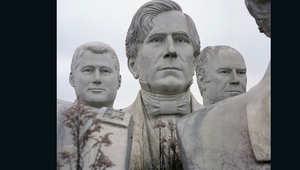 أشباح رؤساء أمريكا السابقين تحدق بك في هذه الصور..