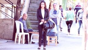 الممثلة السورية ديما الجندي تؤدي إحدى الشخصيات الجديدة في المسلسل.