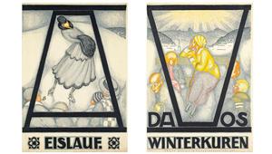 الق نظرة على ملصقات إعلانية نادرة صادرها النازيون تاريخياً