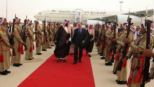 بعد وصف العلاقات بالفاترة.. ولي ولي العهد السعودي في الأردن لأول مرة