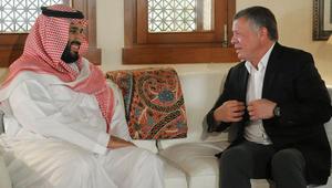 ولي ولي عهد السعودية والعاهل الأردني يحذران إيران.. وتعزيز التعاون بين عمّان والرياض بـ6 مجالات