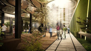 من سكك حديدية إلى منتزهات ترفيهية.. هنا يظهر سحر التصميم!