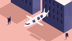 كيف ستبدو طائرات الركّاب في العام 2068؟