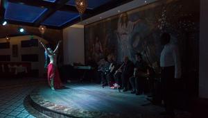 فن الرقص الشرقي