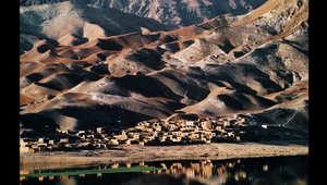 قرية بين ساروبي وكابول، 1992.