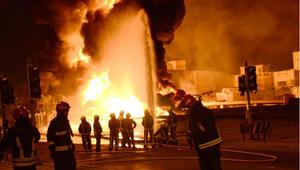 المنامة تتهم إيران بمحاولة تفجير خط النفط البحريني السعودي