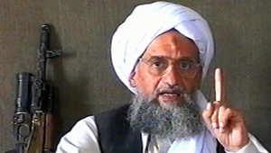 الظواهري يعلن انشاء فرع لتنظيم القاعدة في شبه الجزيرة الهندية