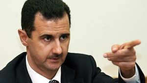 الأسد ردا على تلميح كيري عن الحوار: نستمع للتصريحات وعلينا انتظار الأفعال لنقرر