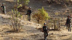 تركيا: مقتل 3 جنود بهجوم مسلح جنوب شرق البلاد