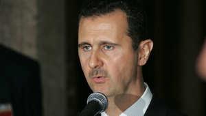 صورة أرشيفية - بشار الأسد 6 نوفمبر/ تشرين الثاني 2007
